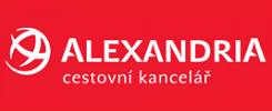logo Alexandria.cz